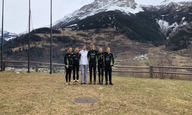 SHTU-Trainingslager Schweiz 2019/20
