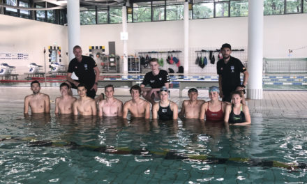 Triathlon Talenttransferprogramm der DTU mit Laura Mählmann
