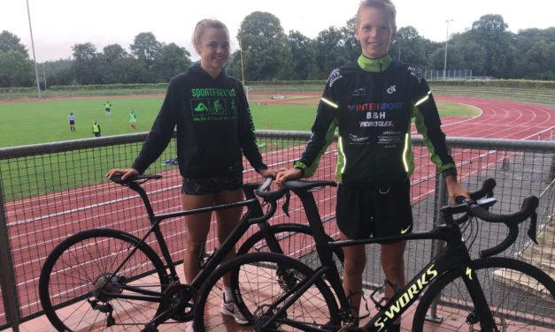 Triathlon Comeback in Norddeutschland beim Wanderup Triathlon