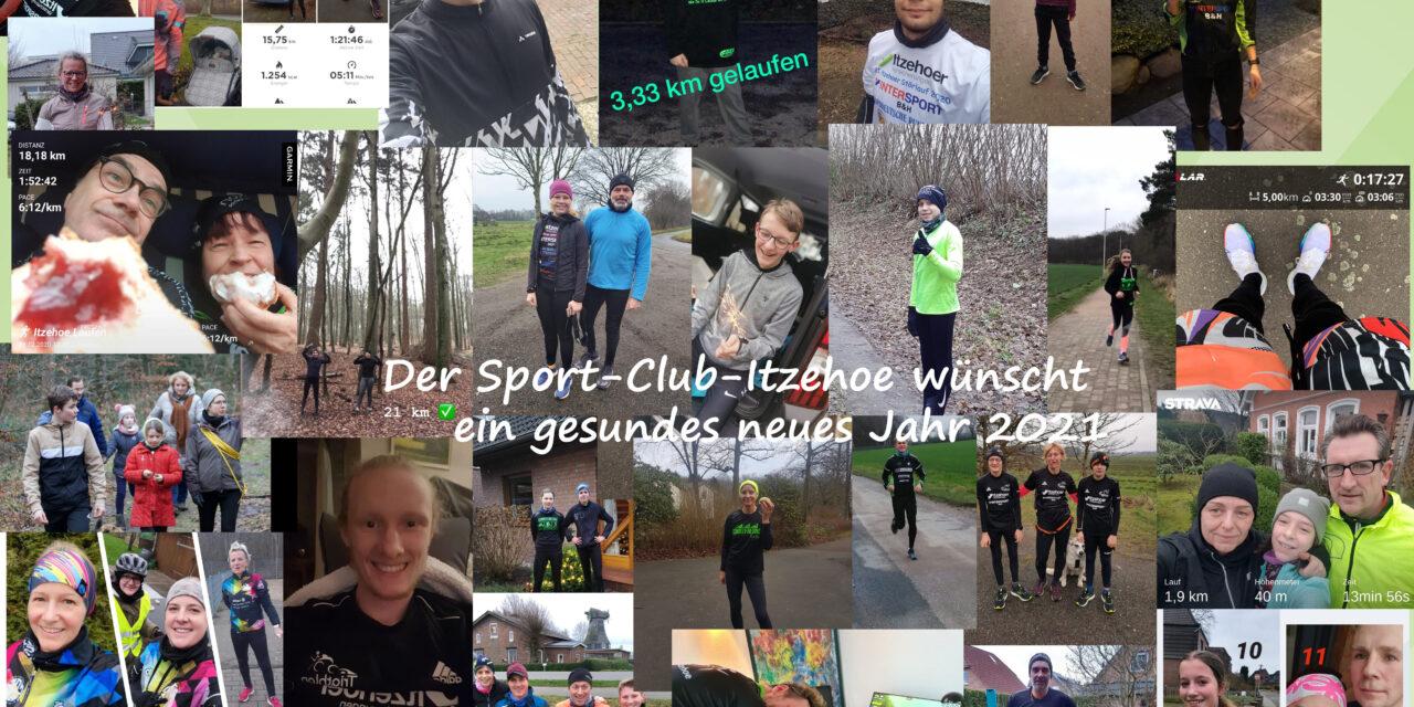 Silvester Challenge vom Sport-Club Itzehoe ein voller Erfolg