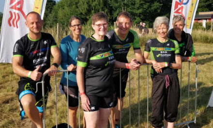 O-See-Triathlon in Uelzen am 27. Juni 2021