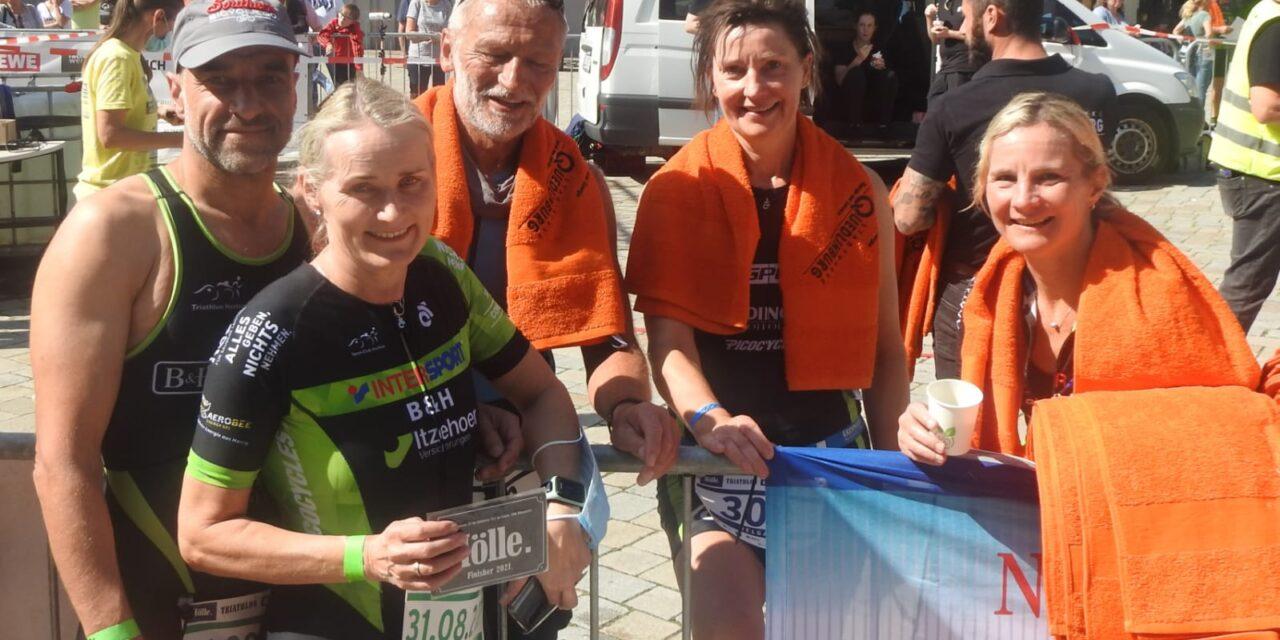 Die Hölle von Q – Ein höllisch-gutes Triathlon Erlebnis